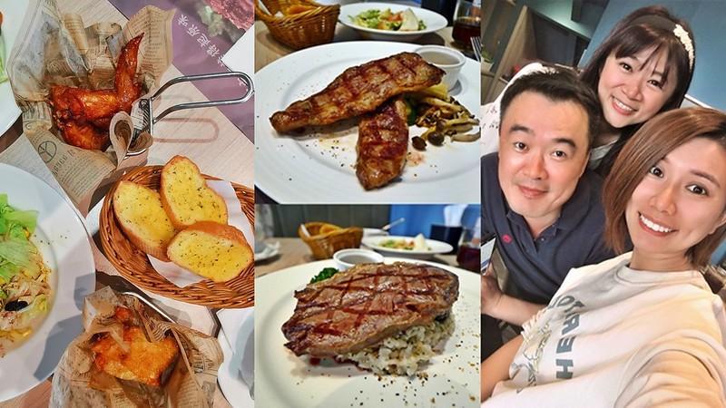嘉義美食|瀧厚炙燒熟成牛排 國華店