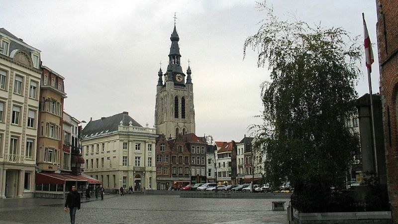 top places to visit in Kortrijk