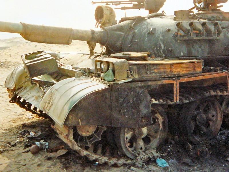 Iraqi T-69 4
