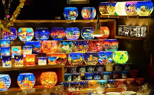 Munich - Lanterns