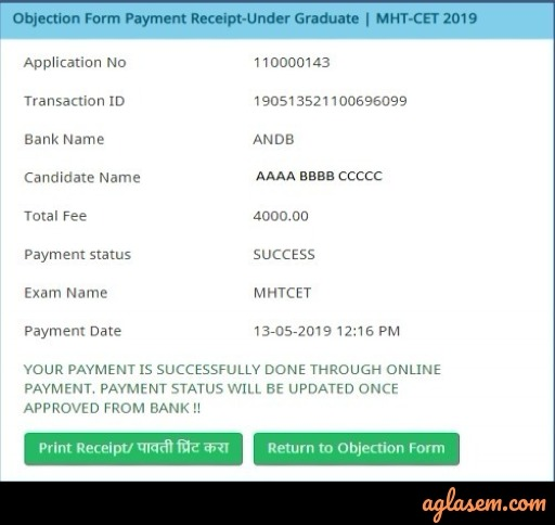 MHT CET 2020 Answer Key (Available) - Download For PCM and PCB Group here