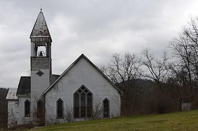 Former Church at Hartford,  Indiana