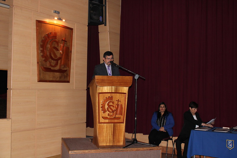 Ceremonia de Titulación Técnico Profesional