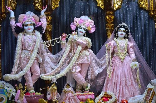 ISKCON Bangalore Deity Darshan 06 Dec 2019