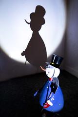 Snowman Shadow