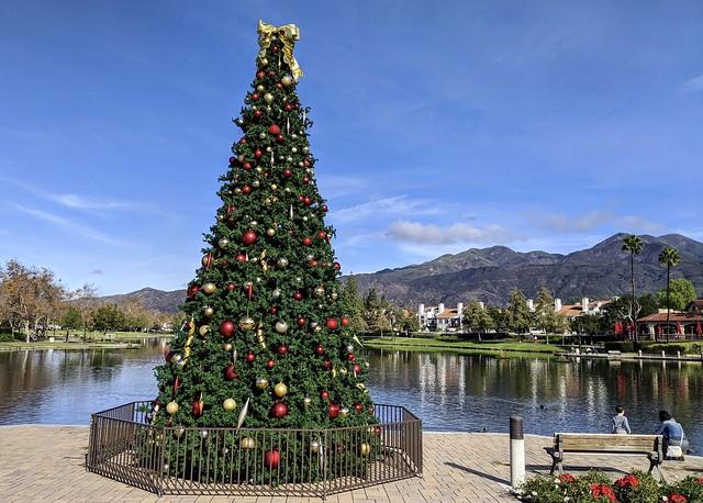 Rancho Santa Margarita Christmas Tree