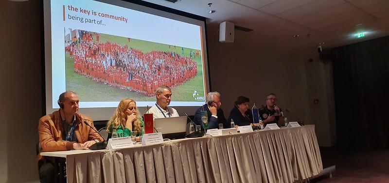 Anpas in Montenegro il 14 e 15 novembre per parlare del valore del volontario in protezione civile.