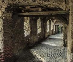 La Strada dei Portici a Cori
