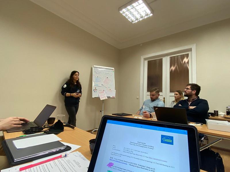 Progetto FACET – III Meeting di progetto a Riga