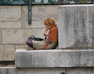 Mon Paris. Serre-livres.