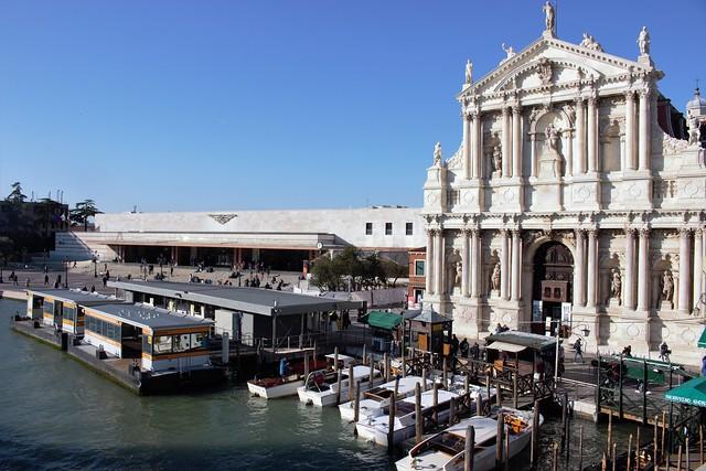 Railway Station (Ferrovia) - Venice