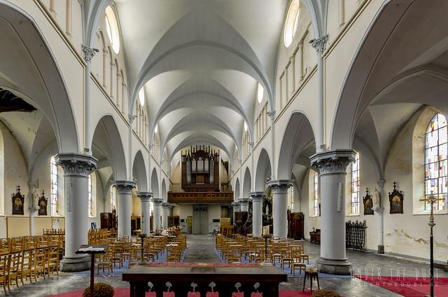 Eglise aux mille arches - Lodelinsart