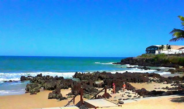 Praia do Meio.  . . #natal #rn #turistando #photoshop #photoghapy #fotografia #moment #art #beach