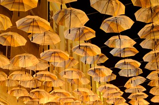 Roof of umbrellas | by benjamin_bt_
