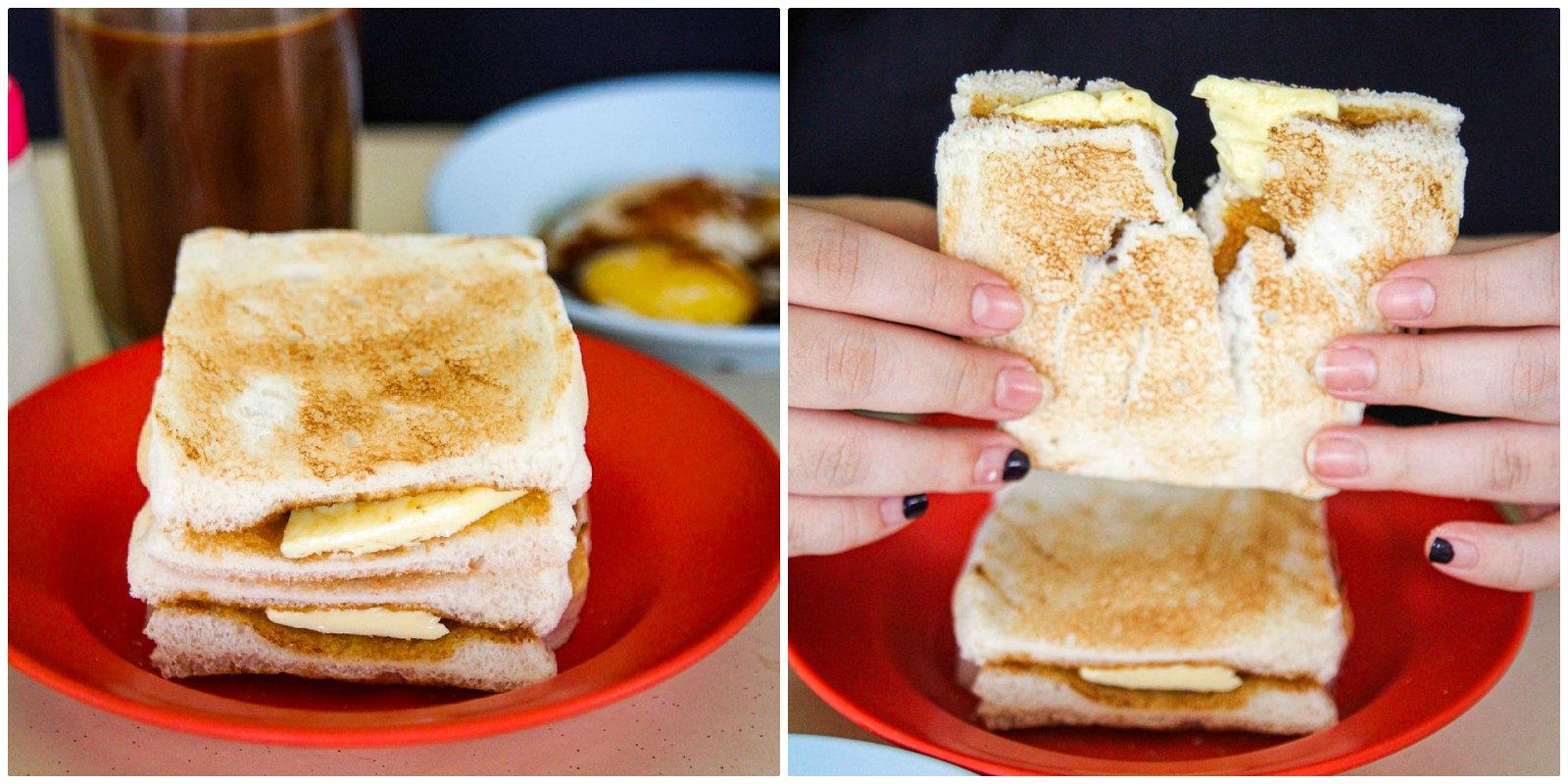 Sen Yen Toast Collage