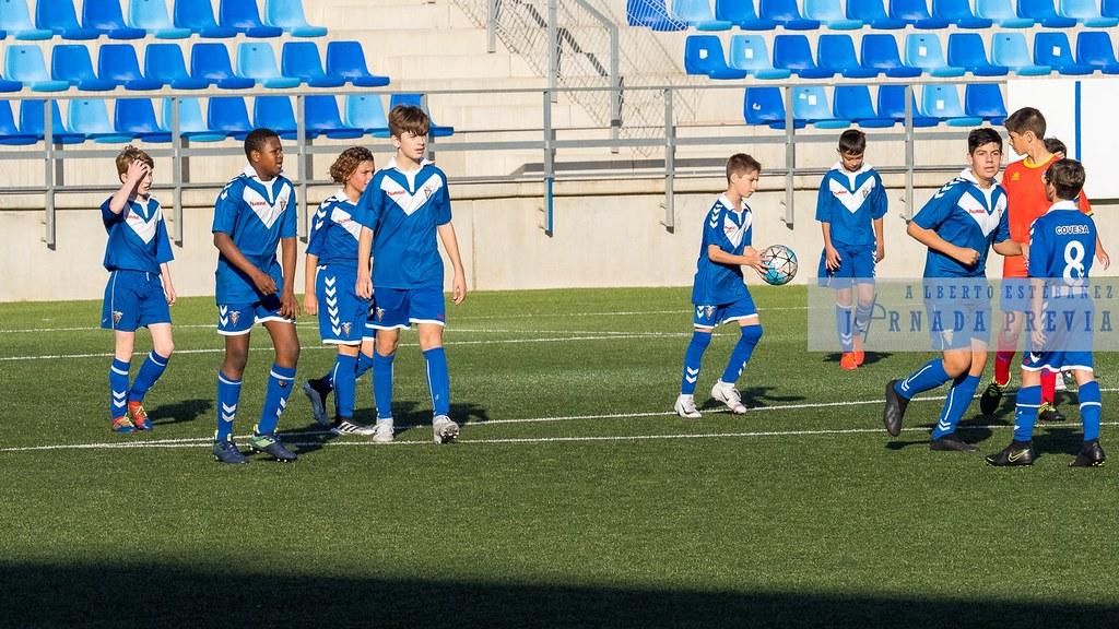 Infantil D FF Badalona - FC Martinenc