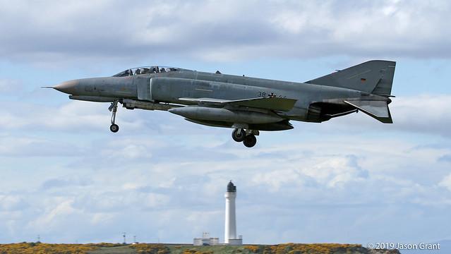 38+44 F-4F Phantom JG71 GAF