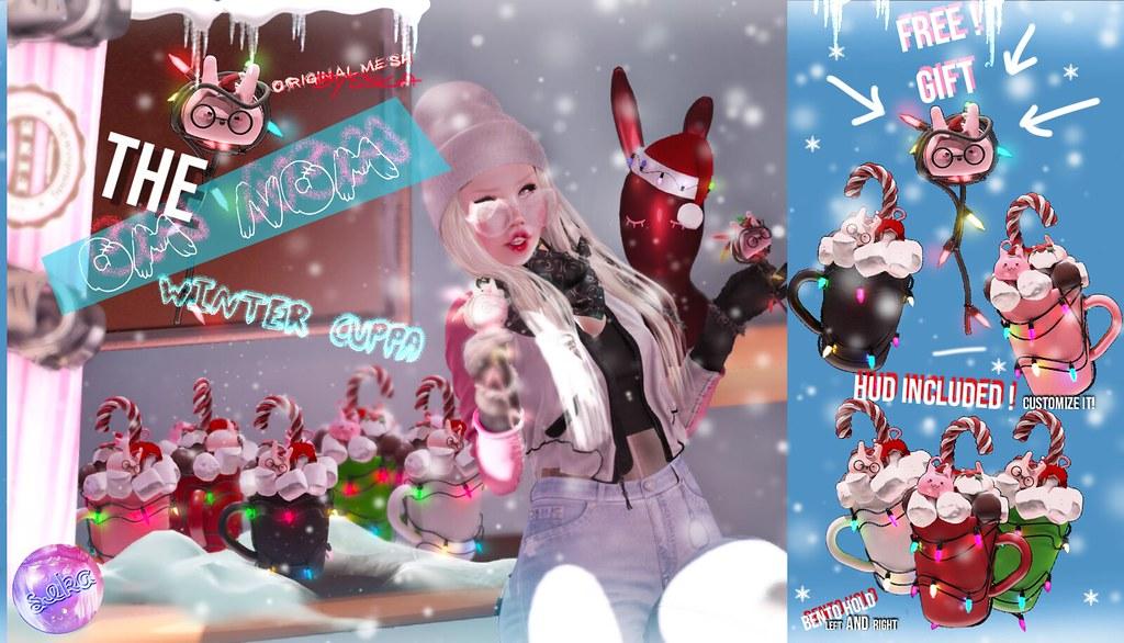 "SEKA's OmNom ""Winter Cuppa"" @Okinawa Christmas Festival"