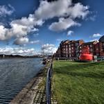 Down Preston Docks