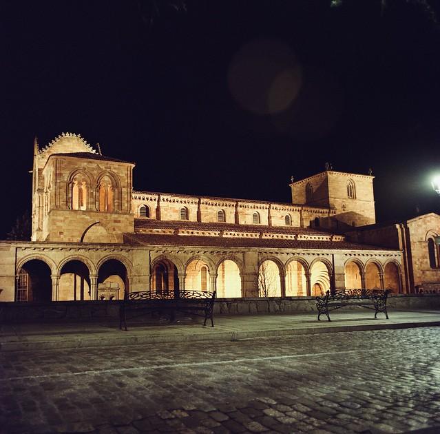 Basílica de San Vivente - Kowa Six