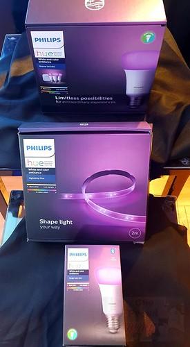 Philips Hue 1
