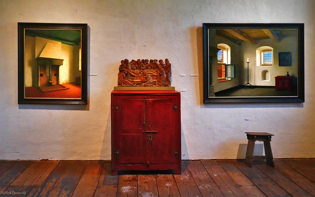 Groningen: Henk Helmantel in Klooster Ter Apel