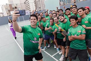 USIL, la universidad del deporte, fue uno de los auspiciadores del Tour KM 2019, evento deportivo que se realizó en las ciudades de Trujillo, Arequipa y Lima.