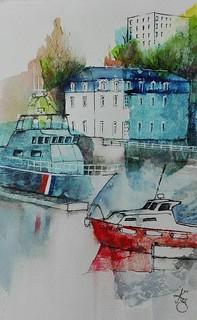 Lorient Avant-port