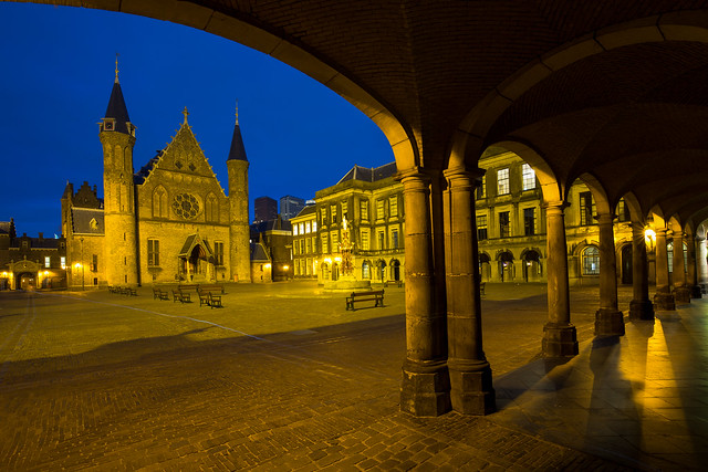Binnenhof / Ridderzaal 2019