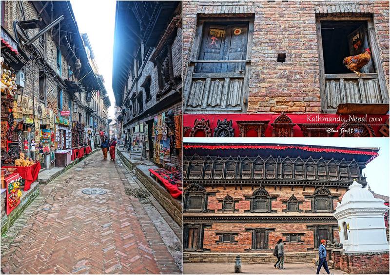 2014 Nepal Kathmandu Kumari Ghar 1