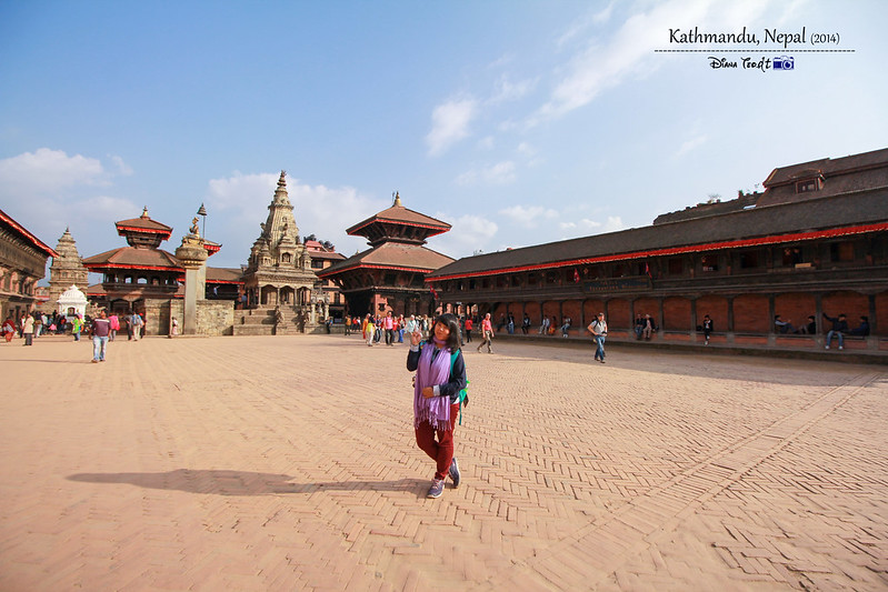 2014 Nepal Kathmandu Kathmandu Durbar Square 3
