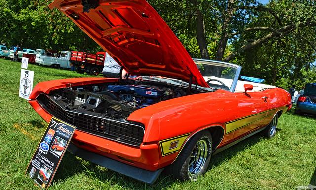 1971 Ford Gran Torino GT