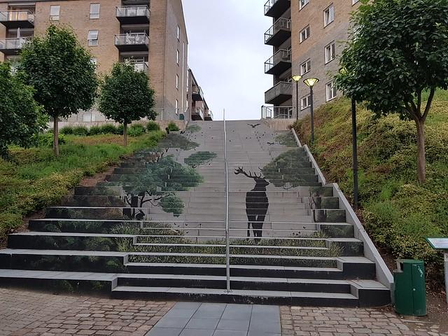 Sønderborg stairs