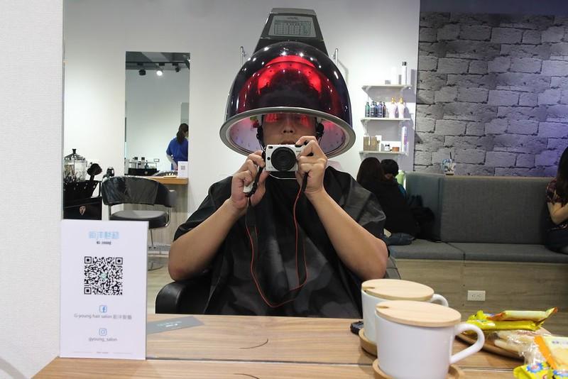 魔髮師海諾再出擊!大安區信義安和站-鉅洋髮藝,搶攻通化街髮廊排名!特殊色染髮~讚到忍不住跪了 @秤瓶樂遊遊
