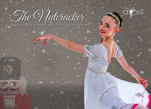 Central Florida Ballet's Incomparable Nutcracker Experience