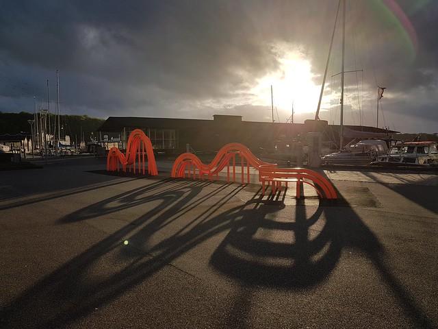 Lemvig waterfront art