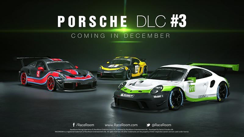 R3E Porsche 911 GT3 R