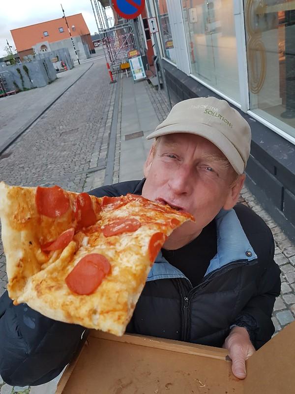 Danish PIZZA