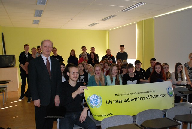 Estonia-2014-11-17-UN International Day for Tolerance
