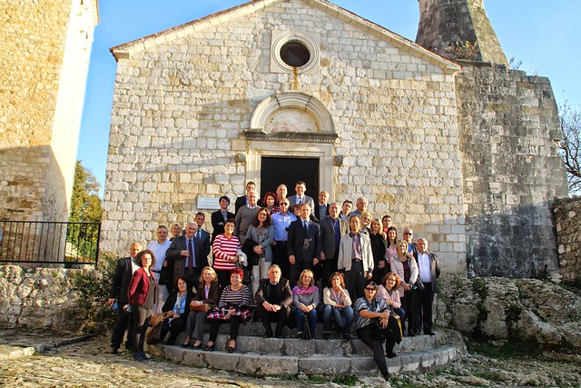 Albania-2014-11-13~16-Montenegro Workshop for AfP