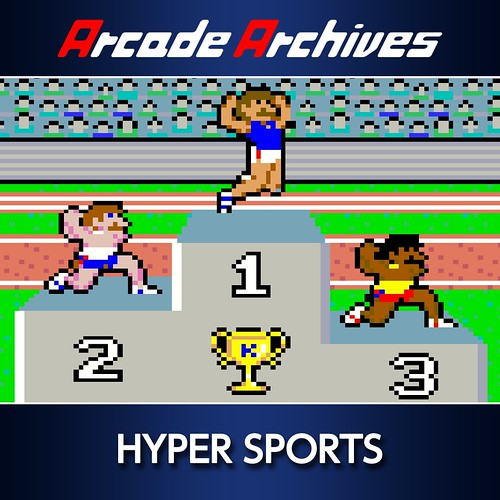 Thumbnail of Arcade Archives HYPER SPORTS on PS4