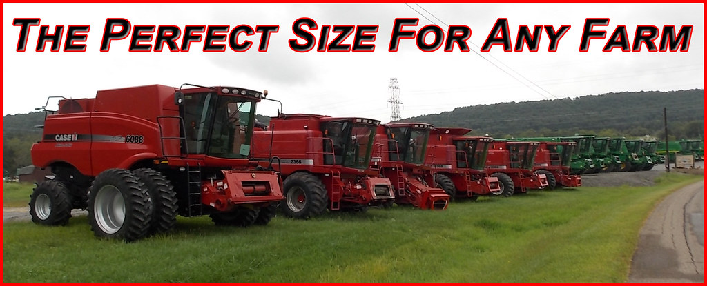 Case IH Combine for Sale