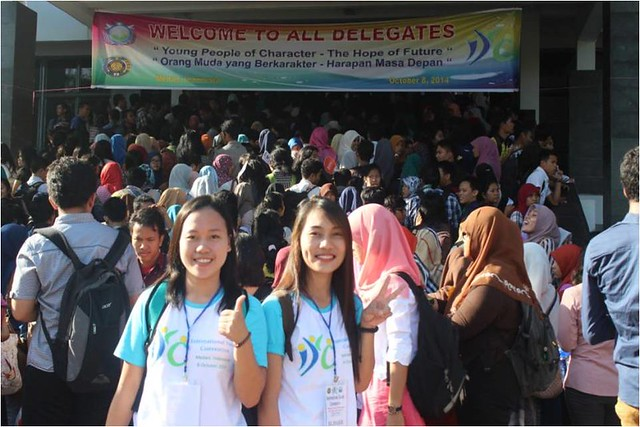Indonesia-2014-10-08-International Youth Convention