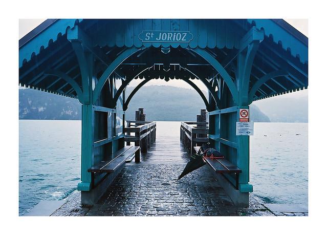 Saint-Jorioz, lac d'Annecy