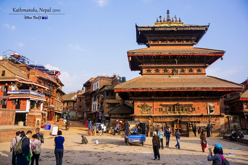 2014 Nepal Kathmandu Kathmandu Durbar Square 2