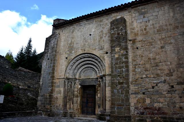 Església de Sant Cristòfol de Beget