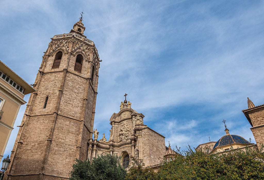 El Micalet ( Bell Tower - Valencia Cathedral) (Panasonic S1 & Lumix S 24-105mm f4 Zoom) (1 of 1)