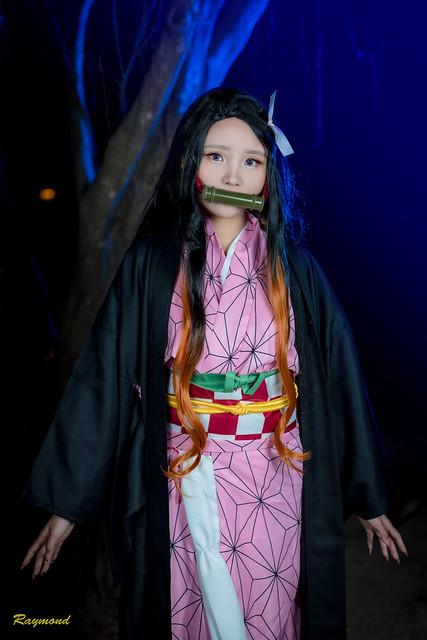 HK cosplayer
