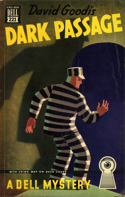Dell Books 221 - David Goodis - Dark Passage