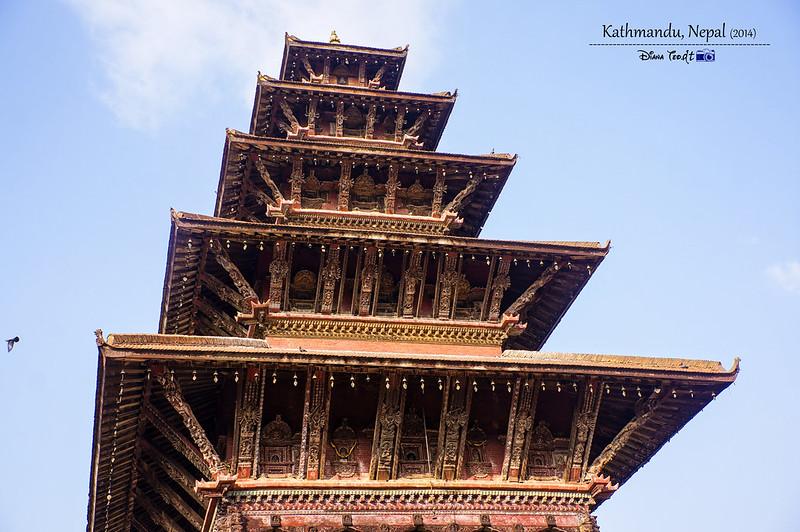 2014 Nepal Kathmandu Kathmandu Durbar Square 5